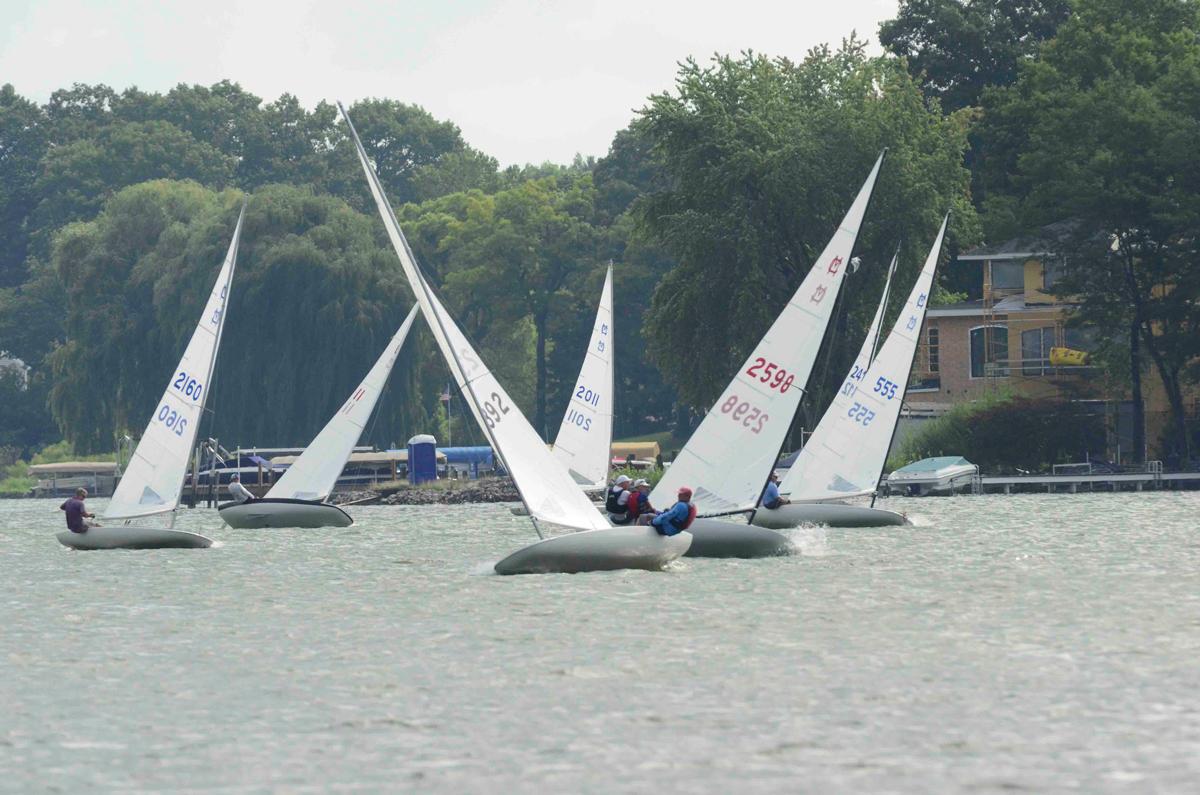 Pontchartrain yacht club active adult